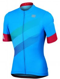 Sportful Italia Shirt Electric Blue