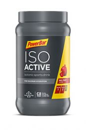 PowerBar IsoActive Red Fruit Punch 600gr