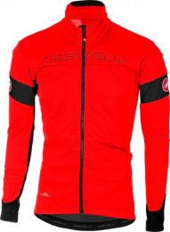 Castelli Transition Jacket Rood