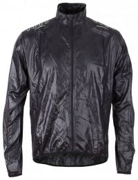 BICYCLE LINE GARDENA WIND/REGEN JAS ZWART