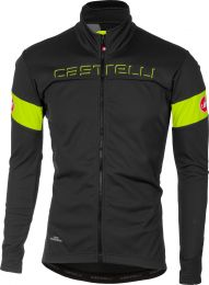 Castelli Transition Jacket Grijs/Geel