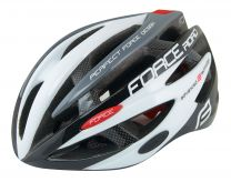 Force Road White/Black/Grey Fietshelm