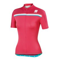 Sportful Allure W Shirt Dames Pink Coral