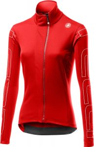 Castelli Transition Jacket Rood Dames