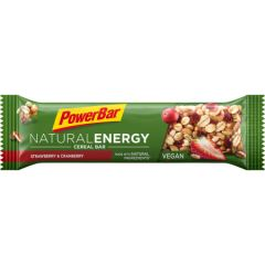 Powerbar Natural Energy Cereal Bar Strawberry & Cranberry